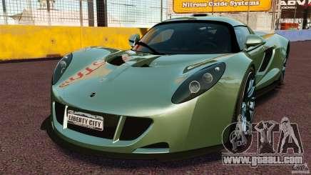 Hennessey Venom GT 2010 [EPM] for GTA 4