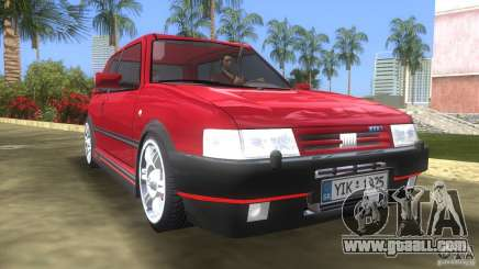 Fiat Uno Turbo for GTA Vice City