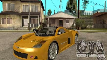 Chrysler ME Four-Twelve Concept for GTA San Andreas