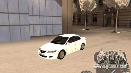 Mazda 6 2004 for GTA San Andreas