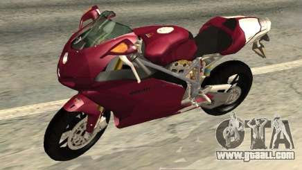 Ducati 999R for GTA San Andreas