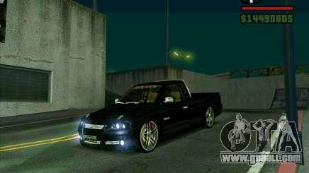 VW Saveiro G4 1.8 for GTA San Andreas