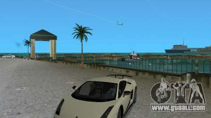 Lamborghini Gallardo Superleggera for GTA Vice City