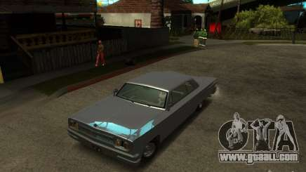 Voodoo in GTA IV for GTA San Andreas
