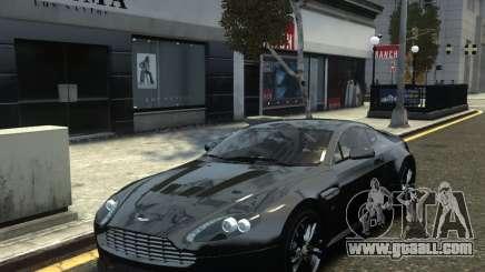 Aston Martin V12 Vantage 2010 V.2.0 for GTA 4