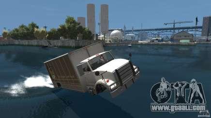 Benson boat for GTA 4