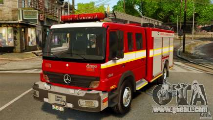 Mercedes-Benz Atego NMBMM [ELS] for GTA 4