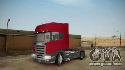 Scania R580 Topline for GTA San Andreas