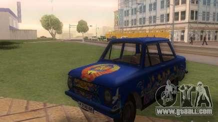 Hippie ZAZ for GTA San Andreas