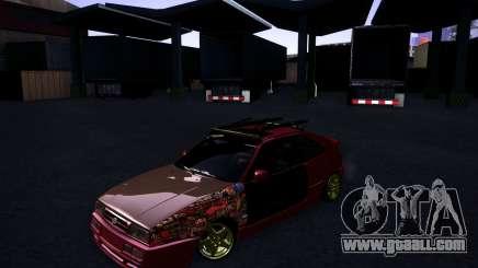 Volkswagen Corrado Rathella for GTA San Andreas