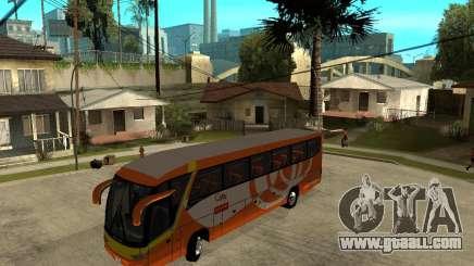 City Express Malaysian Bus for GTA San Andreas