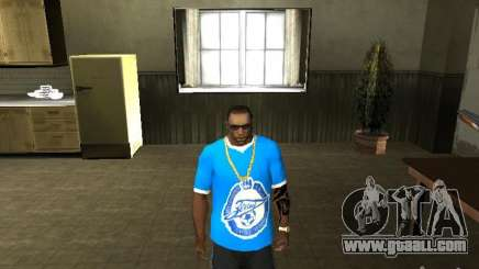Mike Zenith for GTA San Andreas