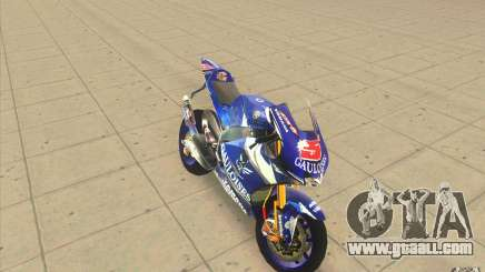 Yamaha M1 Edwards for GTA San Andreas