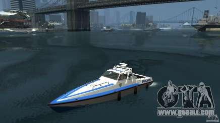 NYPD Predator for GTA 4