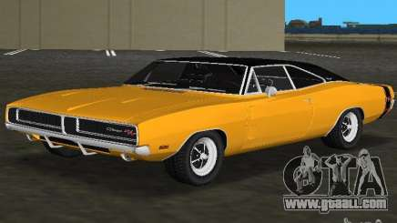 Dodge Charger RT 1969 for GTA Vice City