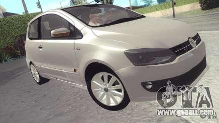 Volkswagen Fox 2013 for GTA San Andreas