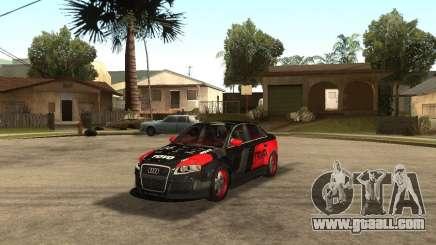 Audi RS4 Grip for GTA San Andreas
