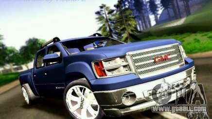 GMC Sierra 2011 for GTA San Andreas