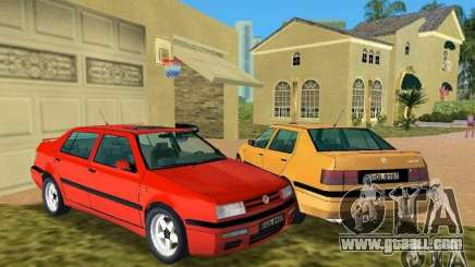 Volkswagen Vento VR6 for GTA Vice City