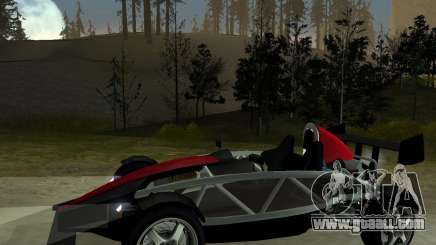 Ariel Atom V8 for GTA San Andreas