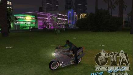 Ducati Supersport 1000 DS for GTA Vice City