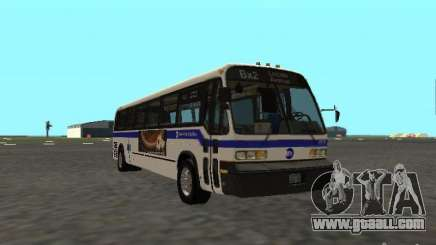 GMC RTS MTA New York City Bus for GTA San Andreas
