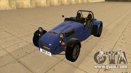 Caterham Superlight R500 for GTA San Andreas