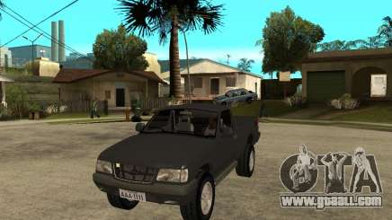 Chevrolet S-10 for GTA San Andreas