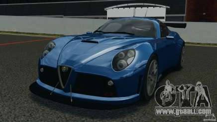 Alfa Romeo 8C Competizione Body Kit 1 for GTA 4