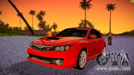 Subaru Impreza WRX STI (GRB) - LHD for GTA Vice City