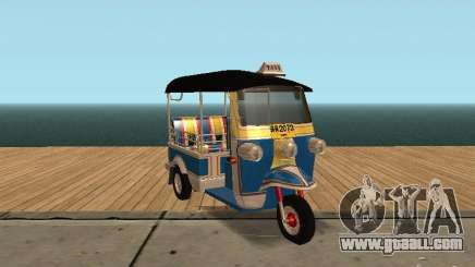 Tuk Tuk Thailand for GTA San Andreas