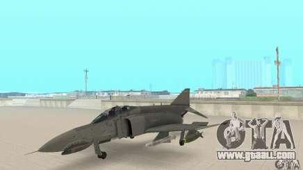 F-4E Phantom II for GTA San Andreas