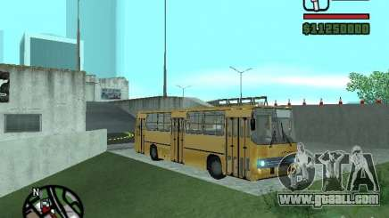 IKARUS 260.37 for GTA San Andreas