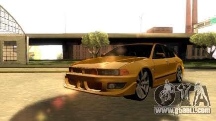 Mitsubishi Galant 2002 for GTA San Andreas