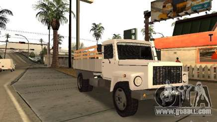 GAZ 3309 Extras for GTA San Andreas