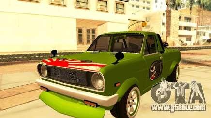 Nissan Sunny K Truck FISH ART for GTA San Andreas