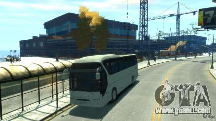 Neoplan Tourliner for GTA 4