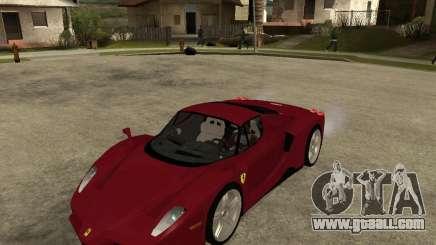 Ferrari ENZO 2003 v.2 final for GTA San Andreas