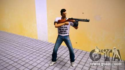 PPSH-41 for GTA Vice City