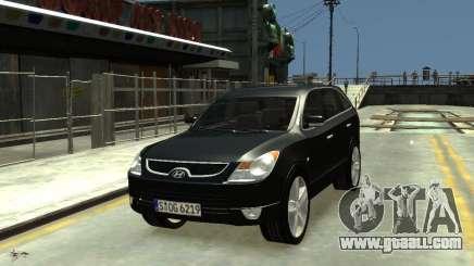 Hyundai IX55 for GTA 4