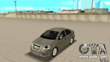 Chevrolet Aveo for GTA San Andreas