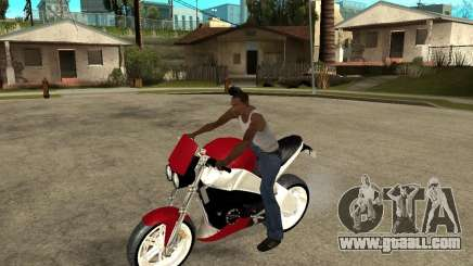Bikes Gta Buell LighTuning for GTA