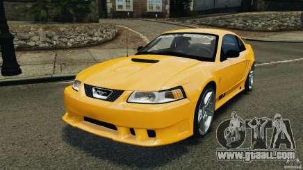 Saleen S281 2000 for GTA 4