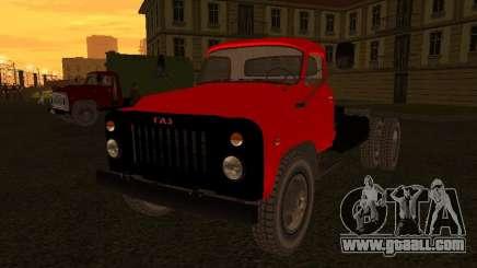 GAZ 53 Truck for GTA San Andreas