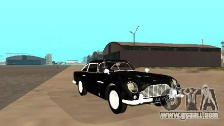 Aston Martin DB5 for GTA San Andreas