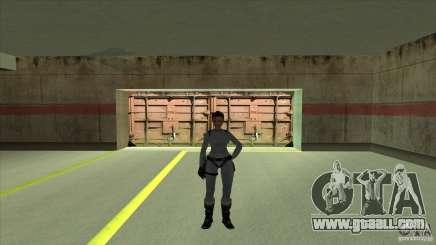 Lara Croft for GTA San Andreas