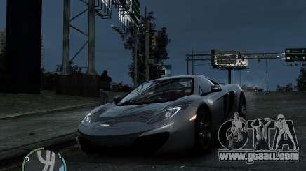 McLaren MP4-12C [EPM] 2011 for GTA 4