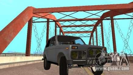 VAZ 21214 Niva for GTA San Andreas