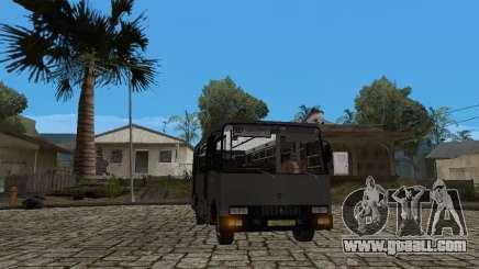 Bogdan IVLM A091 for GTA San Andreas