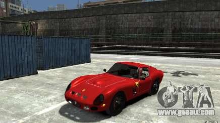 Ferrari 250 Le Mans for GTA 4
